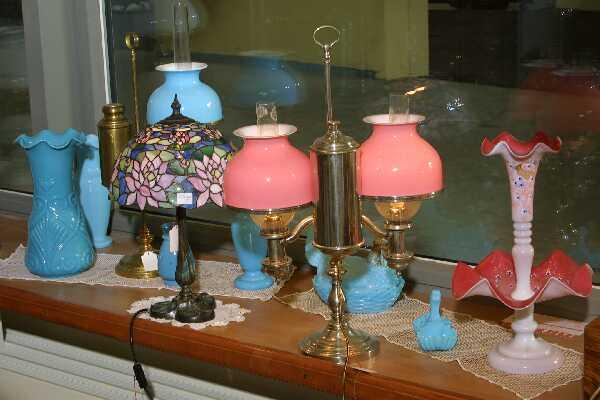 Antike lampen for Lampen replikate